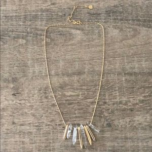 Stella & Dot Rebel Crystal Necklace